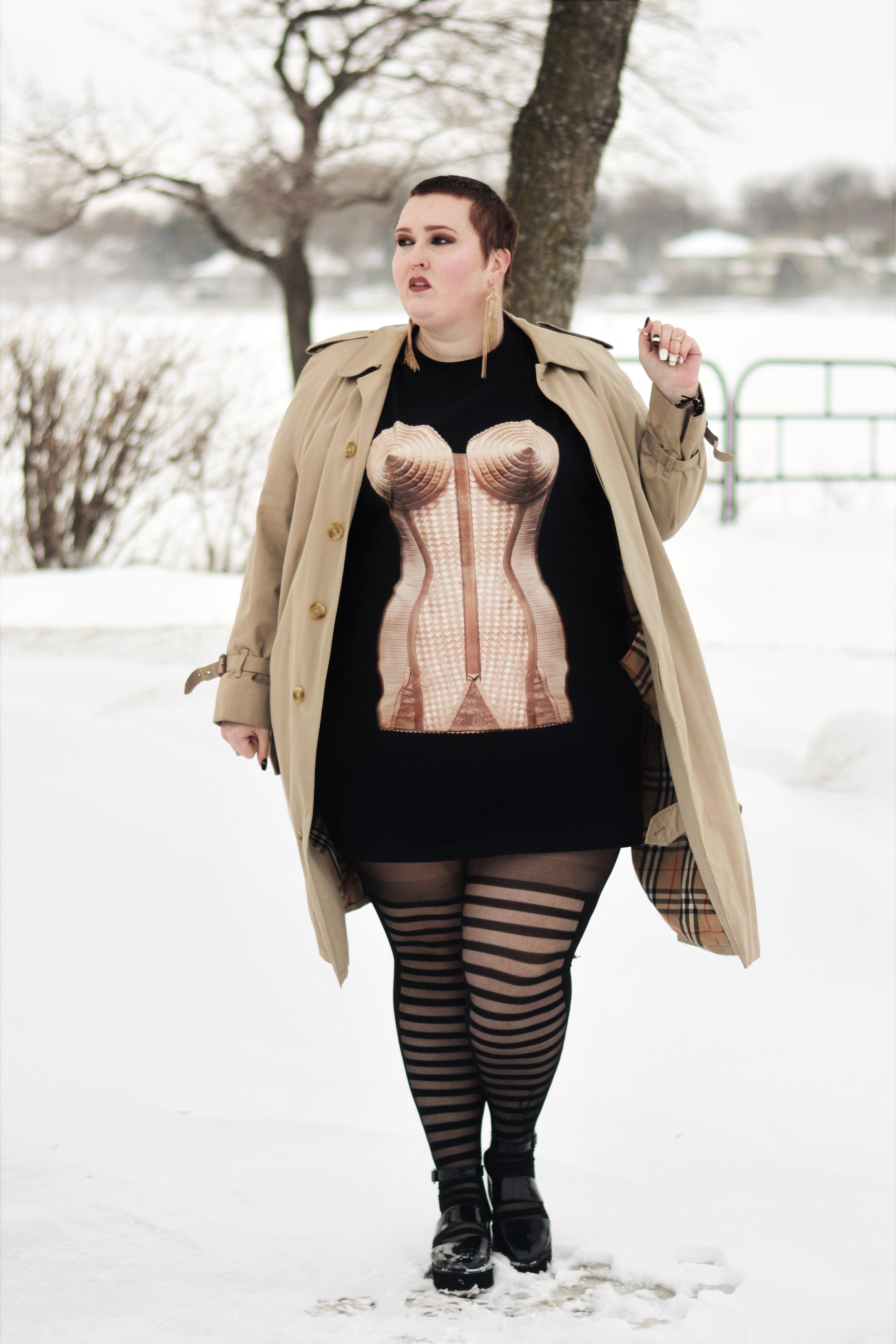 Material Fat Girl